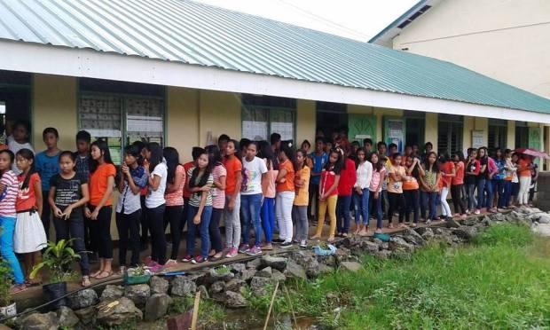 school campus bagacay